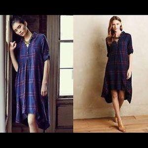 Anthropologie Isabella Sinclair Homestead Dress